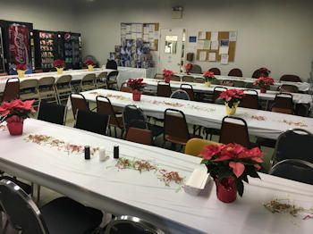 Genie Electronics Holiday 2018 Catered Luncheon