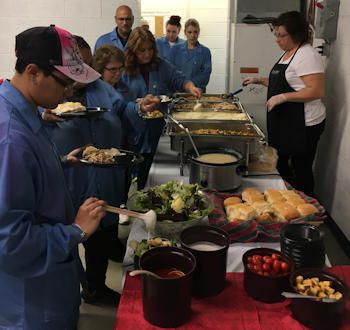 Genie Electronics Catered Holiday Luncheon - 2018